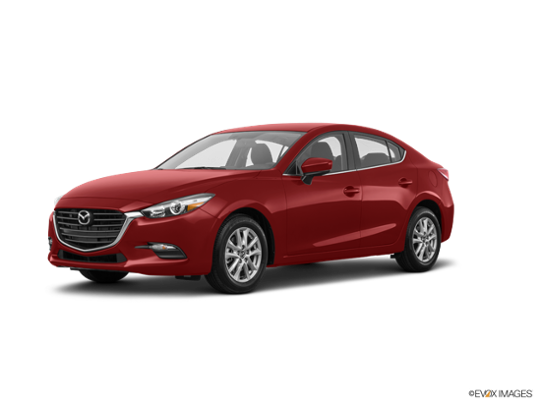 2017 Mazda Mazda3 4-Door in Soul Red Metallic