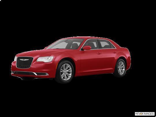 2017 Chrysler 300 in Redline Red Tricoat Pearl