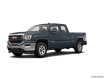 2017 Sierra 1500 Double Cab Standard Box 2-Wheel Drive