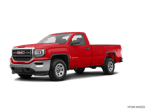 2017 Sierra 1500 Regular Cab Standard Box 4-Wheel Drive