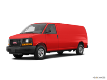 2017 Savana Cargo Van 3500 Extended Wheelbase Rear-Wheel Drive