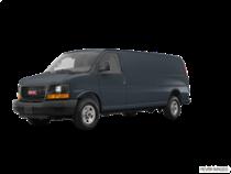 2017 Savana Cargo Van 2500 Regular Wheelbase Rear-Wheel Drive