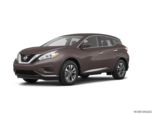 2017 Nissan Murano in Java Metallic