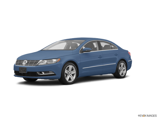 2017 Volkswagen CC in Harbor Blue Metallic