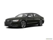 2017 Audi S8 plus at Phil Long Dealerships