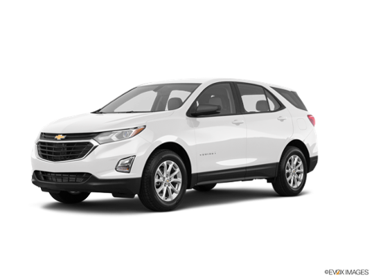 2018 Chevrolet Equinox in Summit White