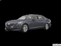 2018 CT6 Sedan Luxury RWD