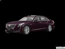 2018 CT6 Sedan Luxury AWD
