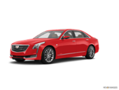 2018 CT6 Sedan Premium Luxury AWD