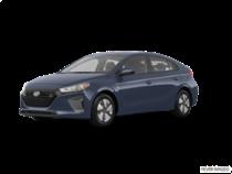 2017 Ioniq Hybrid Blue