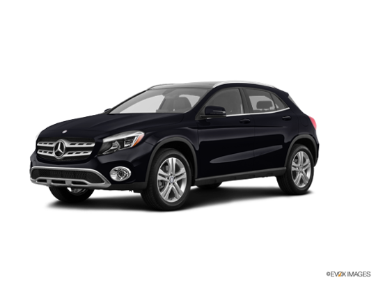 2018 Mercedes-Benz GLA in Night Black