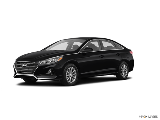 2018 Hyundai Sonata in Phantom Black