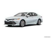 2018 Camry XLE