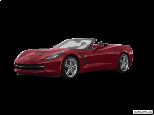 2018 Chevrolet Corvette in Long Beach Red Metallic Tintcoat