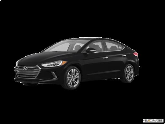 2018 Hyundai Elantra in Phantom Black
