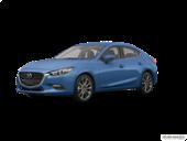 2018 Mazda3 4-Door Touring