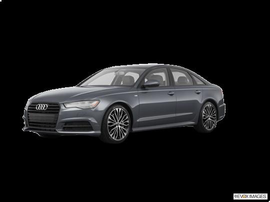 2018 Audi A6 in Daytona Gray Pearl Effect