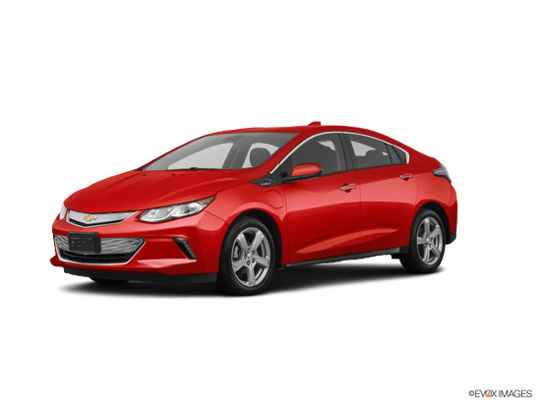 2018 Chevrolet Volt in Cajun Red Tintcoat