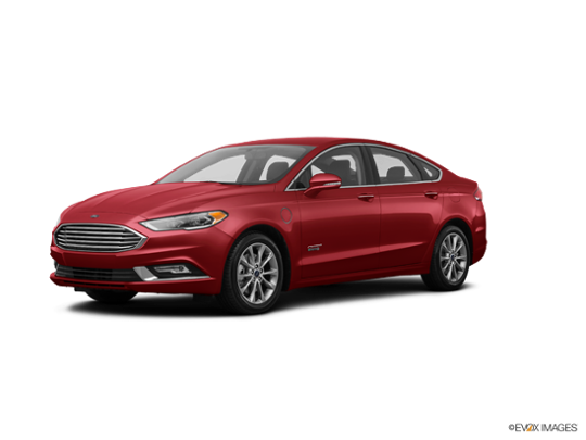 2018 Ford Fusion Energi in Ruby Red Metallic Tinted Clearcoat