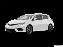 2018 Corolla iM Manual (Natl)
