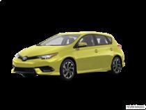 2018 Corolla iM Manual (GS)