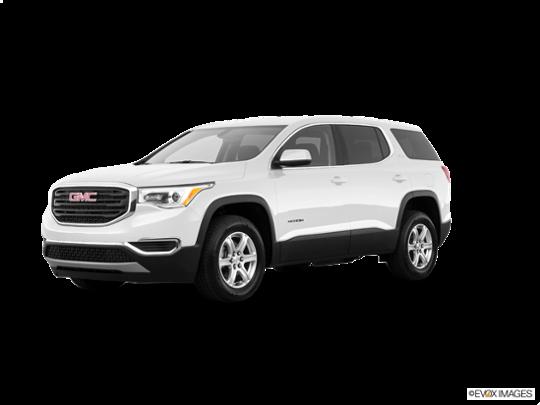 2018 GMC Acadia for sale in Dallas TX
