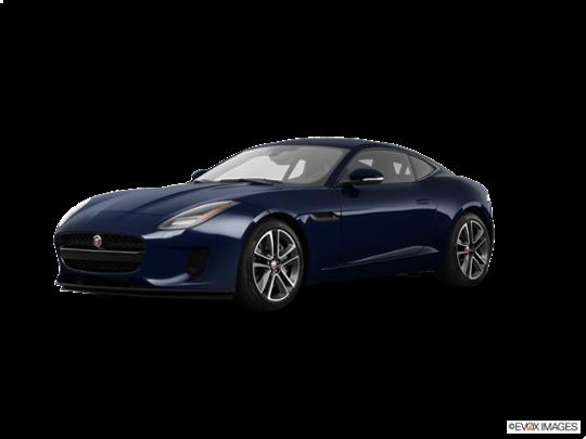 2018 Jaguar F-TYPE in Loire Blue Metallic
