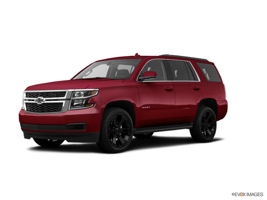 2018 Chevrolet Tahoe in Siren Red Tintcoat