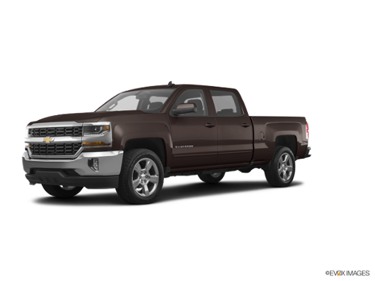 2018 Chevrolet Silverado 1500 in Havana Metallic