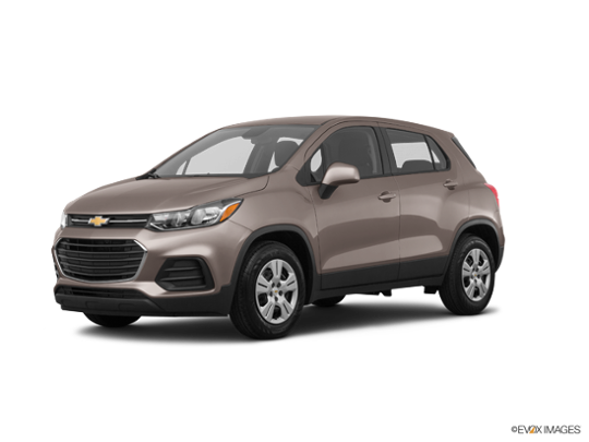2018 Chevrolet Trax in Sandy Ridge Metallic
