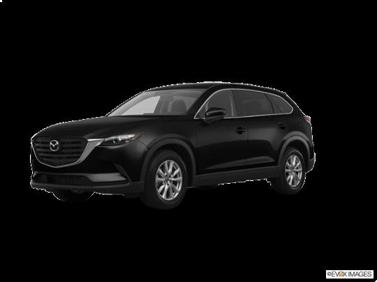 2018 Mazda CX-9 in Jet Black Mica