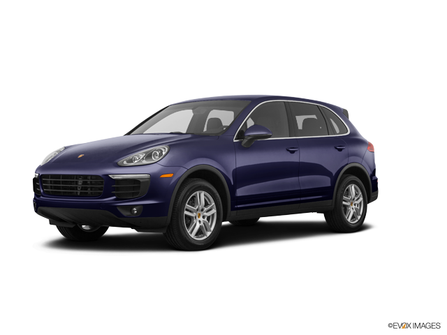 New porsche cayenne from your fort collins co dealership for Ed carroll motor company
