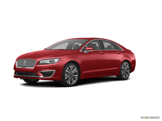 2018 LINCOLN MKZ in Ruby Red Metallic Tinted Clearcoat
