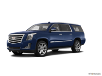 2018 Cadillac Escalade ESV at Webb Auto Outlet