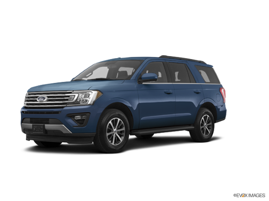 2018 Ford Expedition in Blue Metallic