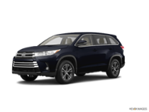 2018 Highlander LE Plus