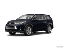 2018 Highlander Hybrid Limited