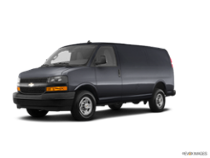 2018 Express Cargo Van 3500 Regular Wheelbase Rear-Wheel Drive