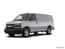2018 Express Cargo Van 2500 Extended Wheelbase Rear-Wheel Drive