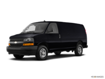 2018 Express Cargo Van 2500 Regular Wheelbase Rear-Wheel Drive