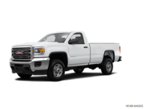 2015 Sierra 2500HD available WiFi Regular Cab Long Box 2-Wheel Drive