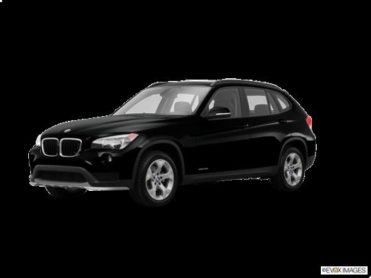 2015 BMW X1 sDrive28i in Jet Black