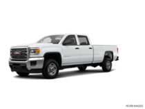 2015 Sierra 2500HD available WiFi Crew Cab Long Box 2-Wheel Drive
