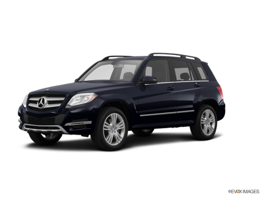 2015 Mercedes-Benz GLK-Class in Steel Gray Metallic