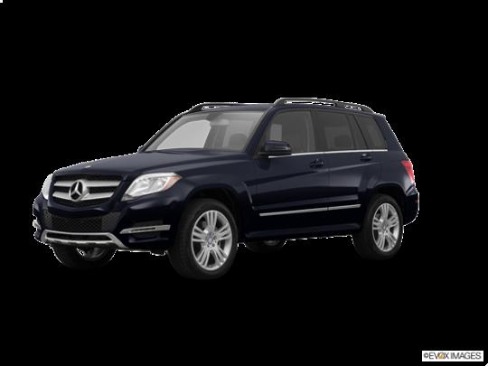 2015 Mercedes-Benz GLK-Class in Steel Gray Metallic