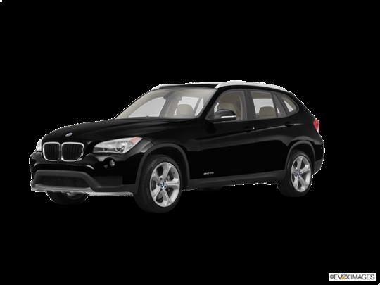 2015 BMW X1 xDrive35i in Jet Black
