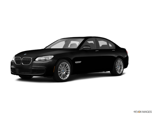 2015 BMW 740Li in Jet Black