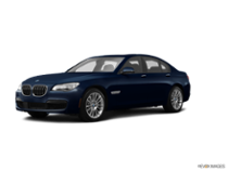 2015 BMW 740Li at Bergstrom Automotive
