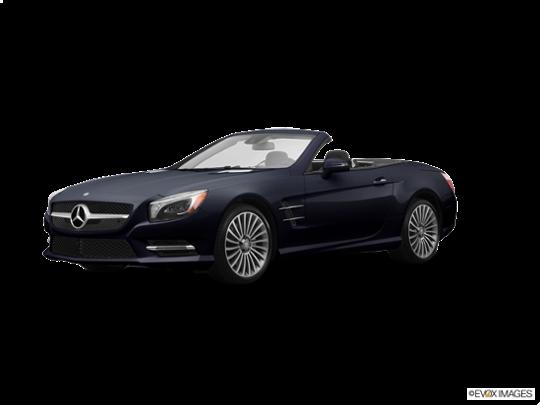 2015 Mercedes-Benz SL-Class in Steel Gray Metallic
