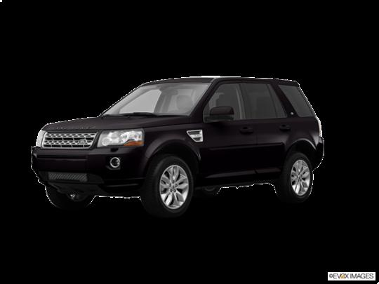 2015 Land Rover LR2 in Borolo Black